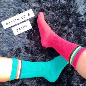 Rasta Socks Bundle